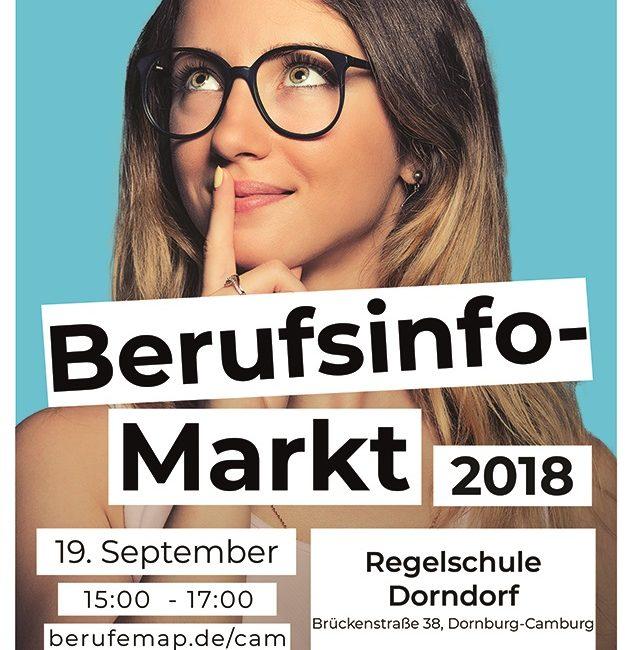 Berufsinfomarkt 2018