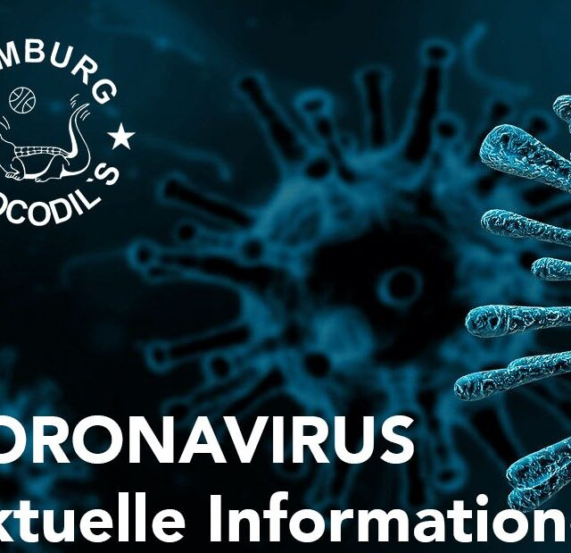 Information Trainingsbetrieb – Coronavirus