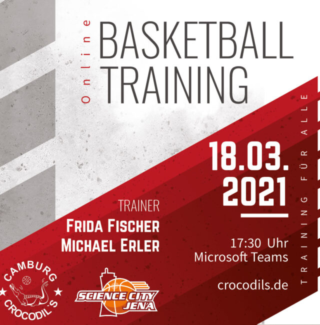 Online Basketball Training für Alle